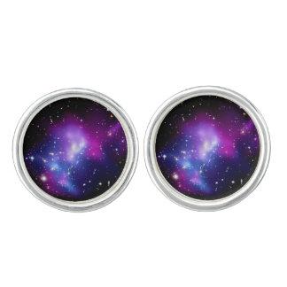 Galaxy Cluster MACS J0717 Cufflinks