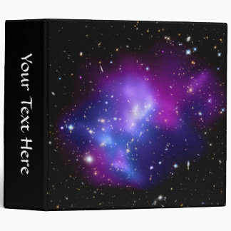 Galaxy Cluster MACS J0717 (Hubble Telescope) Binders