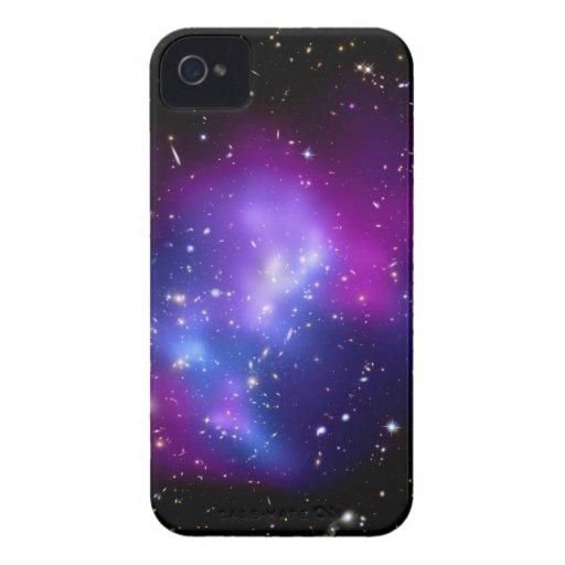 Galaxy Cluster MACS J0717 (Hubble Telescope) Case-Mate iPhone 4 Cases