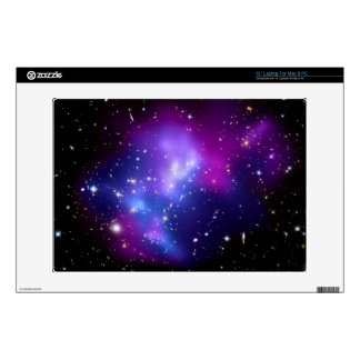 """Galaxy Cluster MACS J0717 (Hubble Telescope) Decals For 13"""" Laptops"""