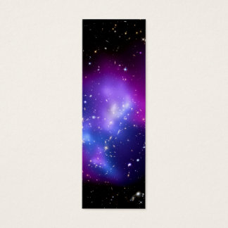 Galaxy Cluster MACS J0717 (Hubble Telescope) Mini Business Card