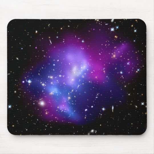 Galaxy Cluster MACS J0717 (Hubble Telescope) Mouse Pad