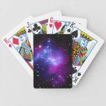 Galaxy Cluster MACS J0717 (Hubble Telescope) Bicycle Card Deck