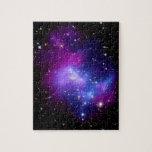 Galaxy Cluster MACS J0717 (Hubble Telescope) Puzzle