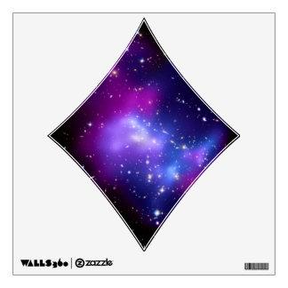 Galaxy Cluster MACS J0717 (Hubble Telescope) Wall Sticker