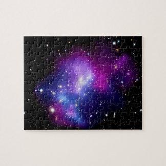Galaxy Cluster MACS J0717 Jigsaw Puzzle