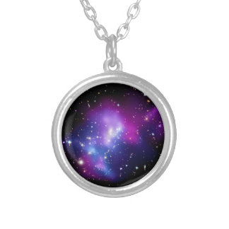 Galaxy Cluster MACS J0717 Pendants