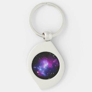 Galaxy Cluster MACS J0717 Keychain