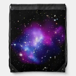 Galaxy Cluster MACS J0717 Backpack