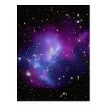 Galaxy Cluster MACS J0717 Post Cards