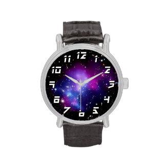 Galaxy Cluster MACS J0717 Watch