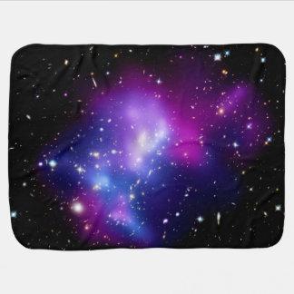 Galaxy Cluster MACS J0717 Stroller Blanket