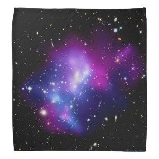 Galaxy Cluster MACS J0717 Bandana