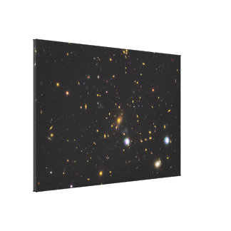 Galaxy Cluster MACS J1149+2223 Canvas Print