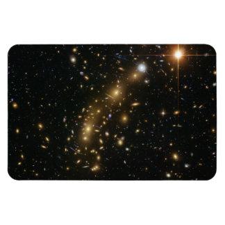 Galaxy Cluster MCS J0416.1 2403 Rectangular Photo Magnet