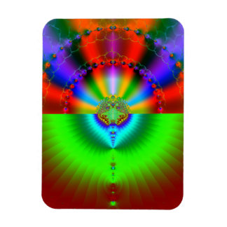 Galaxy Collision Fractal Magnet