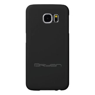 Galaxy cover in Black Design for Bryan