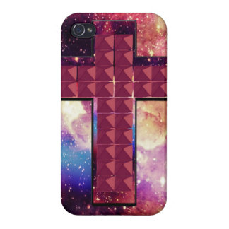 Galaxy Cross Cases For iPhone 4