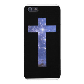 galaxy cross design iPhone SE/5/5s cover