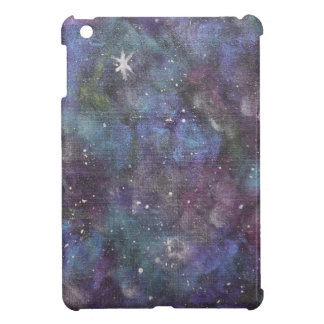 Galaxy Dreams- original abstraction style painting Cover For The iPad Mini