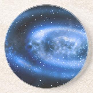Galaxy Drink Coaster