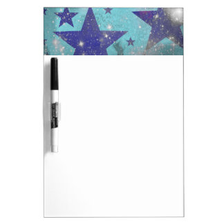 Galaxy Dry Erase Board