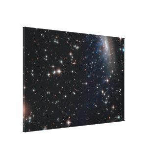 Galaxy ESO 137-001 Canvas Print
