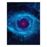 Galaxy Eye Personalized Letterhead