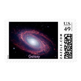 Galaxy, Galaxy Stamps