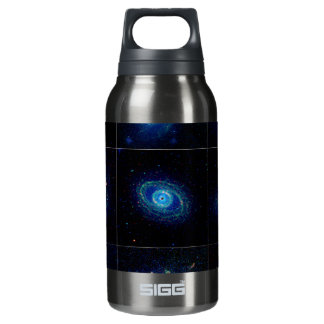 Galaxy Gallery - Nine Spectacular Galaxies Insulated Water Bottle