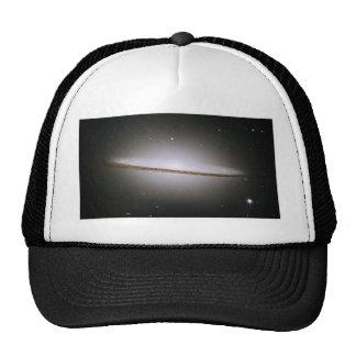 Galaxy Mesh Hats