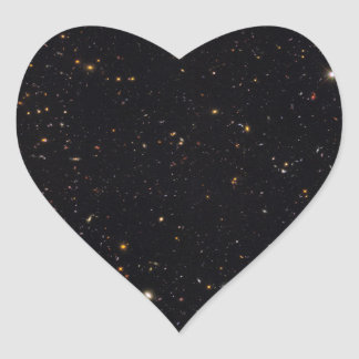 Galaxy history revealed by the Hubble GOODS-ERS2 Heart Sticker