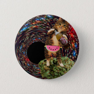 galaxy hole katz pinback button