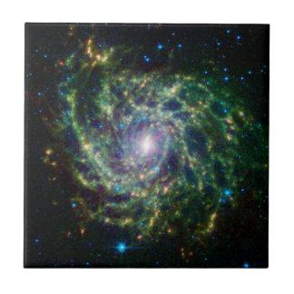 Galaxy IC 342 Tile