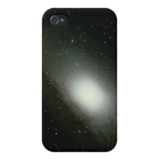 Galaxy in Andromeda iPhone 4/4S Cover