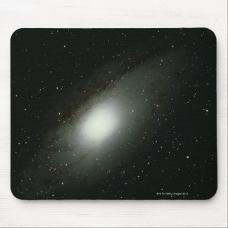 Galaxy in Andromeda Mouse Pad