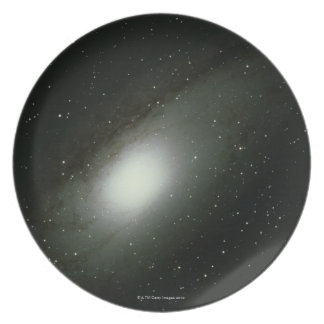 Galaxy in Andromeda Plate