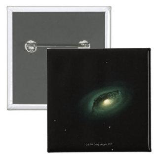 Galaxy in Coma Berenices Button