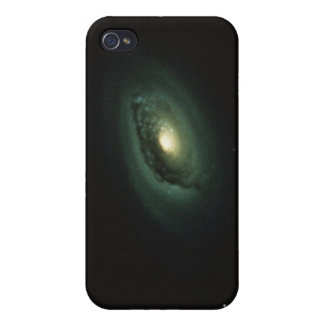 Galaxy in Coma Berenices iPhone 4 Covers