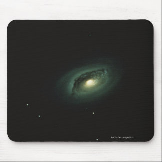 Galaxy in Coma Berenices Mouse Pad