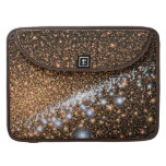 Galaxy in Gold  - Customizable! Sleeves For MacBook Pro
