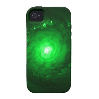 Galaxy in Light iPhone 4 Cover