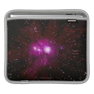 Galaxy in Space iPad Sleeve
