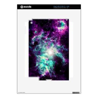 galaxy iPad 2 decals