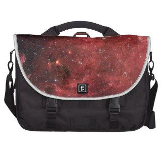 Galaxy Laptop Messenger Bag