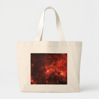 Galaxy Large Tote Bag