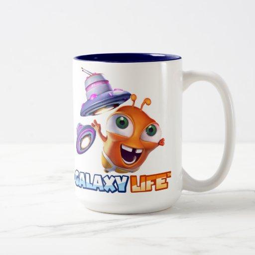 Galaxy Life Logo Mug