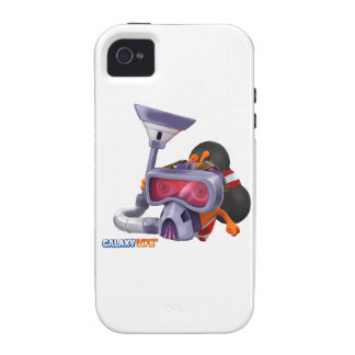 Galaxy Life Looter Case Case-Mate iPhone 4 Cover