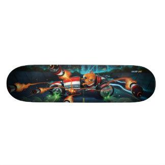 Galaxy Life S-Trike skateboard