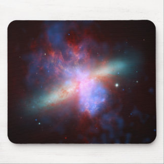 Galaxy M82 Hubble NASA Mouse Pad